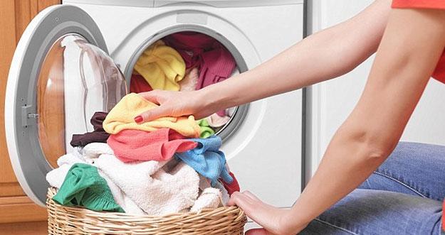Setrika uap gas, Mesin pengering pakaian, Usaha laundry kiloan